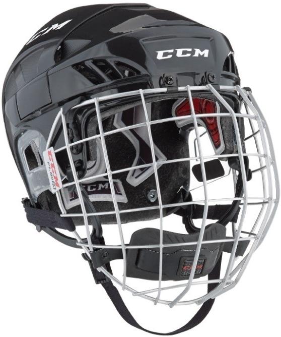 Hokejová prilba CCM FITLITE 60 COMBO SR