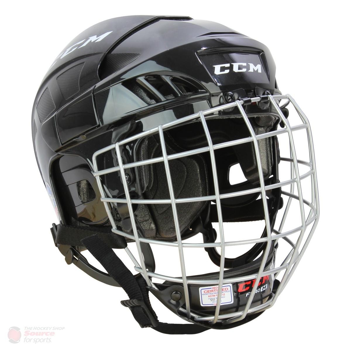 Hokejová prilba CCM FITLITE 40 COMBO SR