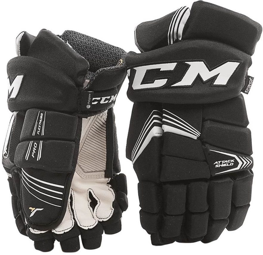 Hokejové rukavice CCM Super Tacks YTH